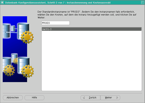 Erweiterung Database Schritt 6