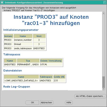 Erweiterung Database Schritt 8